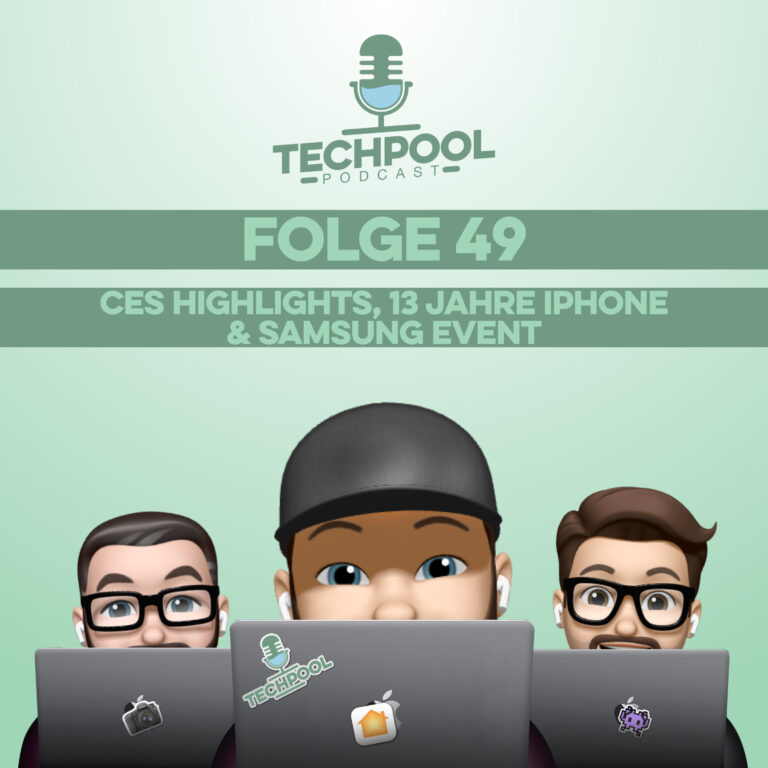 049 – CES Highlights, 13 Jahre iPhone & Samsung Event